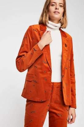 Scotch & Soda Fine Corduroy Suit