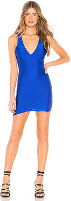 by the way. Rashelle Deep V Mini Dress