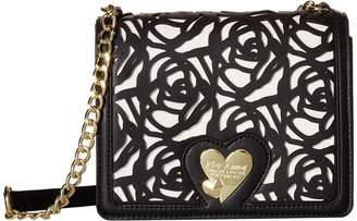 Betsey Johnson Roses Crossbody Cross Body Handbags