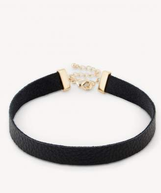 Sole Society Genuine Leather Choker
