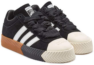 adidas by Alexander Wang Aw Skate Super Suede Sneakers