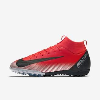 Nike Jr. SuperflyX 6 Academy CR7 Big Kids' Turf Soccer Cleat