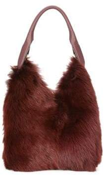 Anya Hindmarch Small Shearling Build A Bag