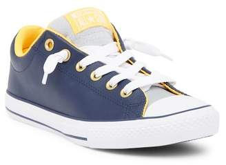 Converse Chuck Taylor All Star Colorblock Oxford Sneaker (Little Kid)