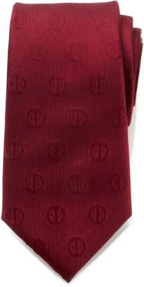 Cufflinks Inc. Cufflinks, Inc. Deadpool Silk Tie