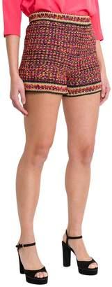M Missoni Tweed Shorts