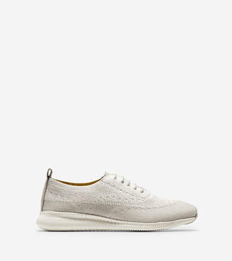 Cole Haan Women's 2.ZERØGRAND Water Resistant Oxford with StitchliteTM