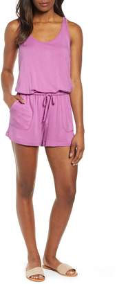 Gibson x Hi Sugarplum! Seaside Soft Jersey Lounge Romper