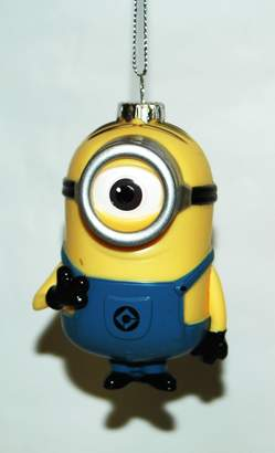 Kurt Adler Despicable Me Dave and Carl Minions Christmas Ornament Set of 2