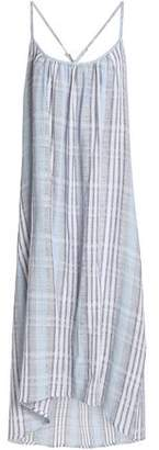 Kain Label Tulum Cold-Shoulder Cady Dress