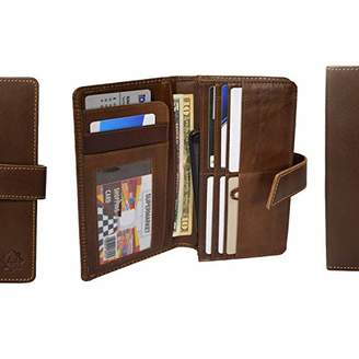 Birch Leathers Travel Wallet