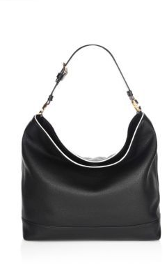 Tory Burch Tory Burch Duet Hobo Leather Bag