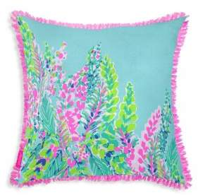 Lilly Pulitzer Catch The Wave Large Pillow