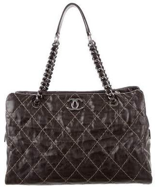 14e8aa9663 Pre-Owned at TheRealReal · Chanel Double Stitch Tote