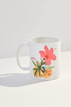 Urban Outfitters Ted Feighan For Flora Mug