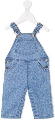 Stella McCartney star print overalls