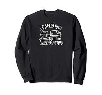 Camper Happy Sweatshirt | Camping Sweatshirt