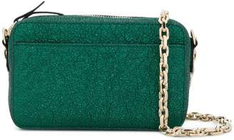 RED Valentino textured shoulder bag