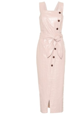 3a1d83b76adf Nanushka Zora faux leather dress