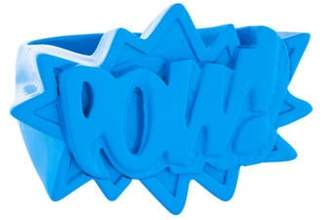 Ambush Pow Ring Blue Pow Ring