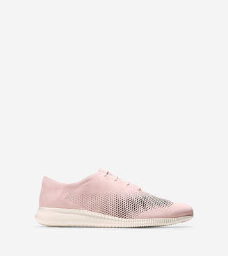 Cole Haan Women's 2.ZERØGRAND Laser Wingtip Oxford