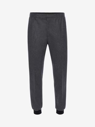 Alexander McQueen Wool Flannel Pants