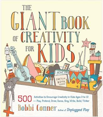 Penguin Random House The Giant Book of Creativity for Kids