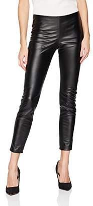 Silvian Heach Women's Macindo Skinny Jeans, (Nero Black), (Sizes:42)