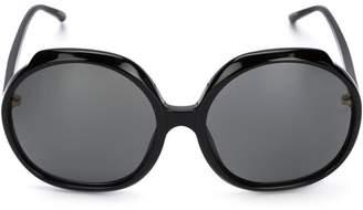 Linda Farrow 'Linda Farrow 417' sunglasses