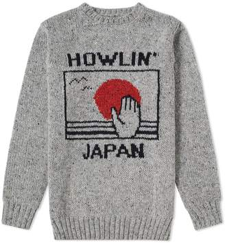 Howlin By Morrison Howlin' In Japan Crew Knit