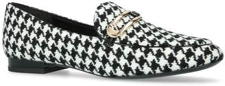 Stella Luna Houndstooth Loafers