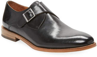 Warfield & Grand Leather Single Monkstrap