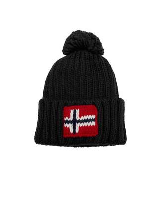 Napapijri Accessories Semiury Bobble Beanie Hat