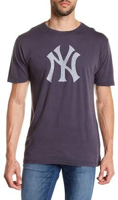 Red Jacket New York Yankees Regular Fit Crew Neck Tee