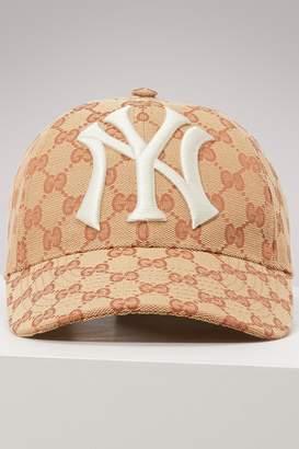 Gucci GG supreme cap