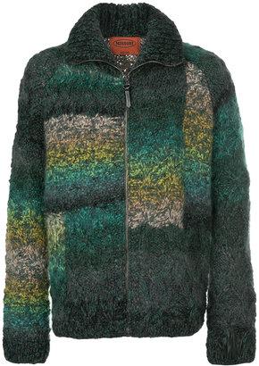 Missoni gradient cardigan $2,970 thestylecure.com