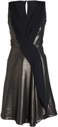 Temperley London Edom Lace Vneck Dress