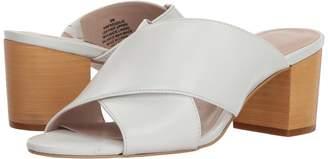 Nine West Freddius Slide Block Heeled Sandal Women's Dress Sandals