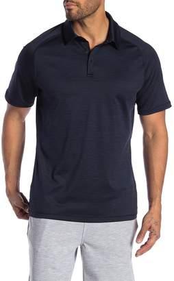Zella Z By Short Sleeve Active Polo