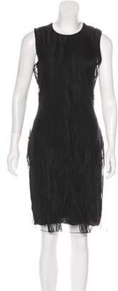 The Row Lace Knee-Length Dress