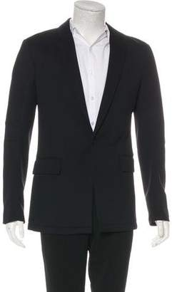 Helmut Lang Cut Edge Blazer w/ Tags
