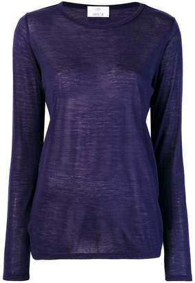 Allude long-sleeved T-shirt