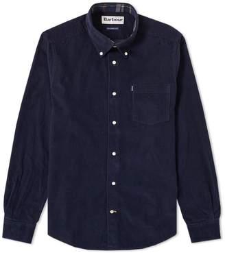 Barbour Stapleton Morris Cord Shirt