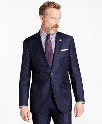 Brooks Brothers Madison Fit Multi-Stripe 1818 Suit