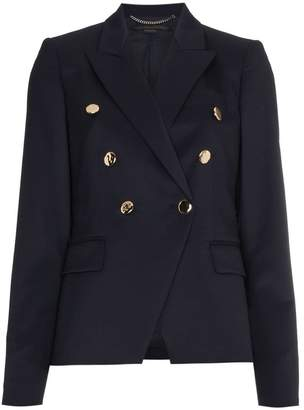 Stella McCartney Double Breasted Wool Blazer