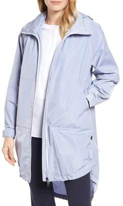 NVLT Poly-Luxe Packable Oversize Jacket