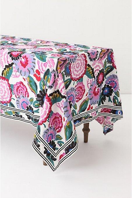 Exbury Gardens Tablecloth