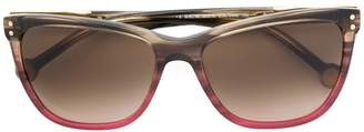 Carolina Herrera Ch classic square shaped sunglasses