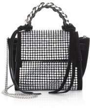 Elena Ghisellini Sparkling Angel Top Handle Bag