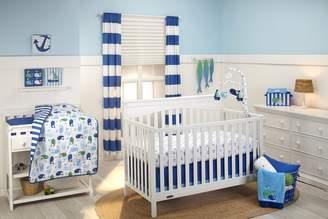 NoJo Little Bedding by Splish Splash 3 Piece Crib Set